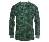 Drop Crew Sweater camo