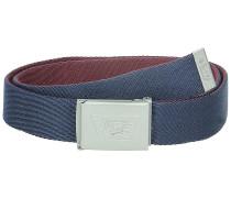 Knox Web Gürtel blau