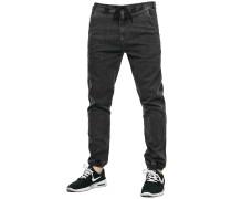 Reflex Hose schwarz