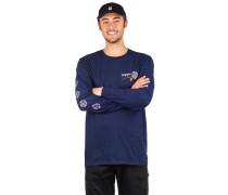 Death & Rose Long Sleeve T-Shirt