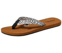 Woven Strap Sandals Women white 1