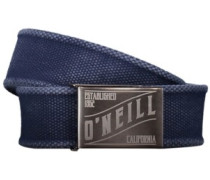 Cali Web Belt dusty blue