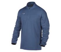 Gridlock Fleece Pullover blue indigo
