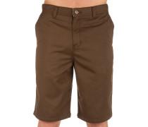 Discord Shorts braun