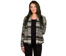 Over The Moon Cardigan white cap