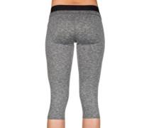 Dri-Fit Crop Leggings heather grey