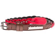 Stringo Gürtel Frauen rot