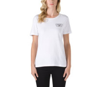 Full Patch Crew T-Shirt white