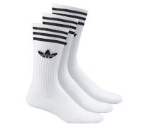 Solid Crew 3 Socken