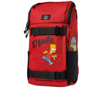 The Simpsons Obstacle Backpack