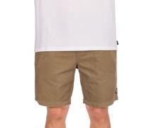 Larry Layback Cord Shorts