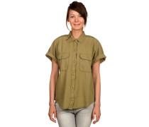 Marra Military Hemd grün