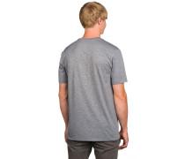 Concrete Dri Slim T-Shirt grau