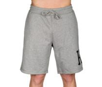 Classic H Fleece Shorts grey heather