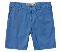 Goodstock Chino Shorts blau