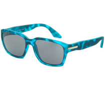 C-Note Blue Matt/Black Sonnenbrille blau