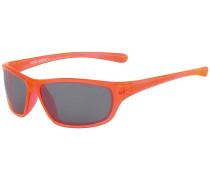 Varsity crystal hyper crimson/gym red Sonnenbrille gelb