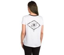 Which Way T-Shirt weiß