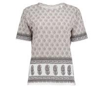 Indian T-Shirt weiß