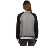 Vandal Varsity Jacket black