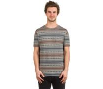 Forest T-Shirt jacquard stripe