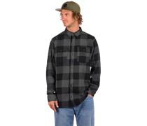 Travis Flannel Shirt black