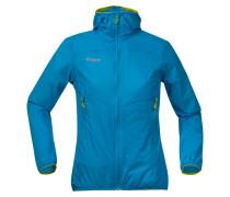 Solund Softshell Jacke blau