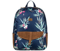 Carribean Backpack dress blue isle