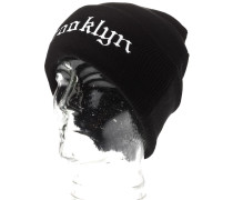 All City Kuff Knit Brooklyn Nets Beanie