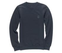 Cornell Crew Dwr Sweater flint black