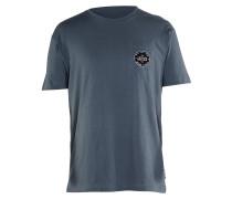 Badge Pocket T-Shirt grau
