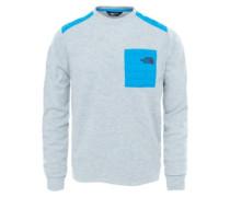 Slacker Tb Crew Sweater tnf light grey heather