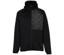 Sintered Tech Fleece Sweater black