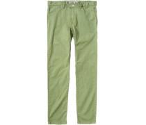 Goodstock Chino Pants faded evergreen