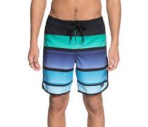 No Lies Scallop 18 Boardshorts black