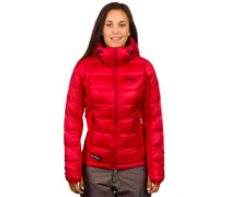 Myre Down Outdoor Jacket red