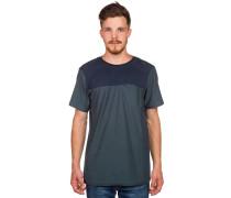 Mast T-Shirt blau