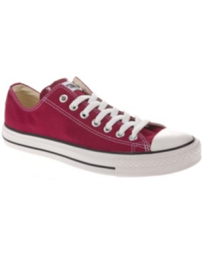 Chuck Taylor All Star Ox Sneakers maroon
