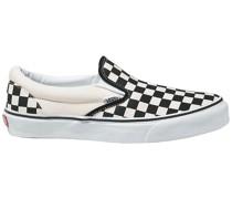 Checkerboard Classic Slip-Ons Boys