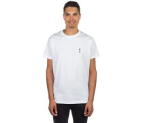 Rosebong Emb T-Shirt