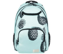 Shadow Swell Backpack blue light big pineapple