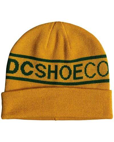 Scene Stealer Beanie golden rod