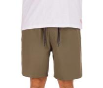 Union Elastic Amphibian 18 Shorts