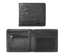 Showdown Bi-Fold Zip Wallet dark tiger camo