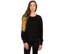 Waste Youth Sweater schwarz