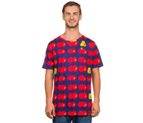 Apples T-Shirt blau
