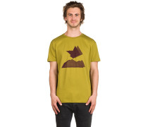 Lapz T-Shirt grün