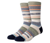 Tucked In Socks