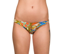 Volcom Faded Flowers Full Bikini Bottom