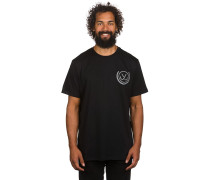 Caddy T-Shirt schwarz